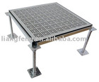 Changzhou high quality Perforated Raised Access Floor