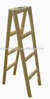 small wood display ladder for accessories