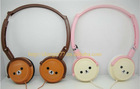 Rilakkuma Headphone Headset Earphone
