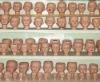 Eco-friendly Pageboy Style Ceramics Doll