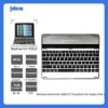 Ultra-Slim Aluminum Wireless Bluetooth QWERTY Keyboard for Apple iPad 2