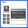 Ultra-Slim Aluminum Wireless Bluetooth QWERTY Keyboard for Apple iPad 2