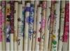 Bamboo printing chopsticks,