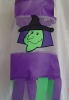 windsock for Hallowmas decoration 33222a