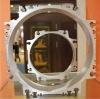 aluminium profile part of the engine