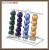 """Mini "" Nespresso capsule storage holder/Coffee Capsule holder for Nespresso/Nespresso capsule holder/coffee Stand/coffee rack"