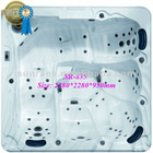 (Classical design) Massage bathtub SR-835