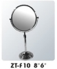 double side cosmetic desk mirror