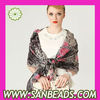 New Fashion Cashmere Wool Leopard Pashmina Shawl Stole Wholesale