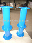 ISO2531 ductile iron flanged pipe