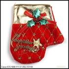 2012 Fashion Christmas Cotton Glove Fit European