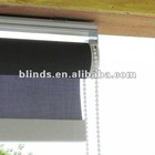 Manual roller blinds window covers