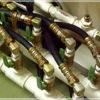 machine hydraulic hose assembly