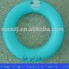 Blue PVC swimming ring xmxdj-0067