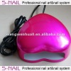 2013 4W Lovely led lamp gel nail,4W uv led lamp,4W led lamp for gel polsih