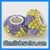 Crystal Pave Beads Wholesale WBSCS20