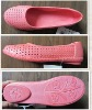 HOT selling PVC lady dress full shoe mould