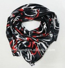 jewelry pendant square scarves