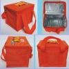 hot sale insulated 420D polyester cooler bag for food or cans