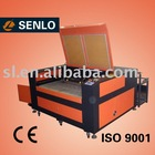 SL-CM1410/1490/1590/1680 Automatic double heads no knife die laser cutting & Engraving machine