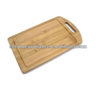 Bamboo Cutting Board Size 35*22*1.5cm