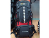 Travel bag camping bag outdoor bag (55+10L)