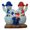 Inflatable Snowman Decoration For Christmas