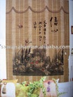 handmade bamboo window curtain splint