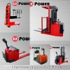 order picker use in warehouse