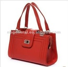 Ladies fashionable leather handbags HOT in 2012