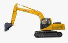 100kw and 0.7m3 capacity QinGong brand crawler excavator