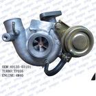 turbocharger 4M40 49135-03101 TF035