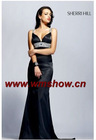 2011 Latest Modern Spaghetti Strap Mermaid Fast Delivery Prom Dress