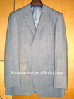 man's 100% high quality wool suit
