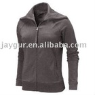Ladies fitted yoga jacket
