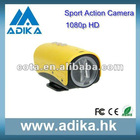 Wholesale 1080P HD Waterproof Camera Sport With Night Vision&Diving Function ADK-S801A