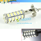 12v Led Auto Light h1 h7 h4, Pure white 68 led