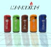 Cover Plastic Windproof Lighter With Led