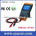 """3.5"""" TFT-LCD Tester with Monitor PTZ Controller Video signal generator ST-894"""