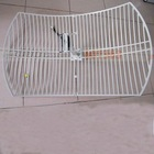 24dbi 2.4g grid antenna parabolic antenna (0.9 m 0.6 m specification)