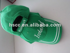 Hotsale 2012 new style 100% cotton green ireland hat