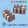 (Manufacture) High Performance, Low Price LB21H4-1220B11- multilayer balun