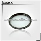 Camera uv external filter