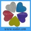 Heart Shape PU Sticky Pad for Car