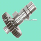 steel gear shaft