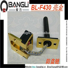 Sturdy & durable security door chain/ door safe chain (BL-F430)