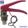 brass valve for co2 fire extinguisher