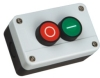 pushbutton control box