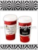 paper cup sleeves, coffee cup sleeves for promotion (H-017)