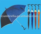 "23""*8K walking stick umbrella"
